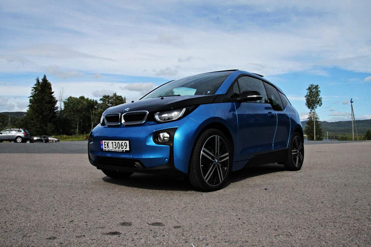 bmw i3 strekker seg litt lenger. Black Bedroom Furniture Sets. Home Design Ideas